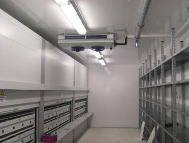 冷库门安装好坏对冷库起到什么作用
